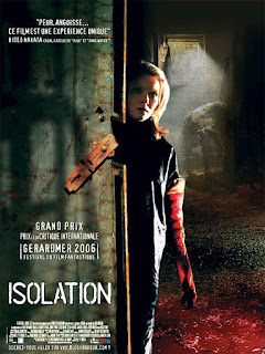 ISOLATION, affiche, poster, Billy O'Brien, horreur, Irlande