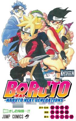 Manga Boruto: Naruto Next Generation Bahasa Indonesia