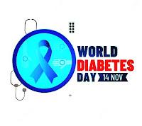 logo hari diabetes sedunia png