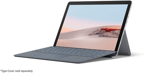 Review NEW Microsoft STQ-00001 Surface Go 2
