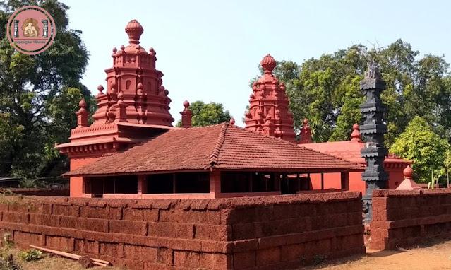 पालशेत येथील 'लक्ष्मी नारायण मंदिर'