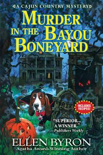 Murder in the Bayou Boneyard  cover