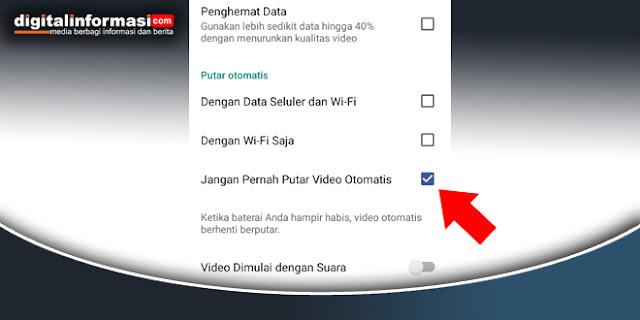8 tutorial facebook, mematikan putar otomatis video facebook, menonaktifkan putar otomatis video facebook, cara mematikan putar otomatis video di facebook