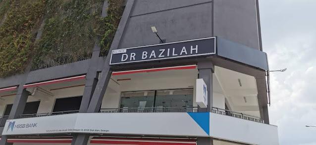 klinik dr bazilah
