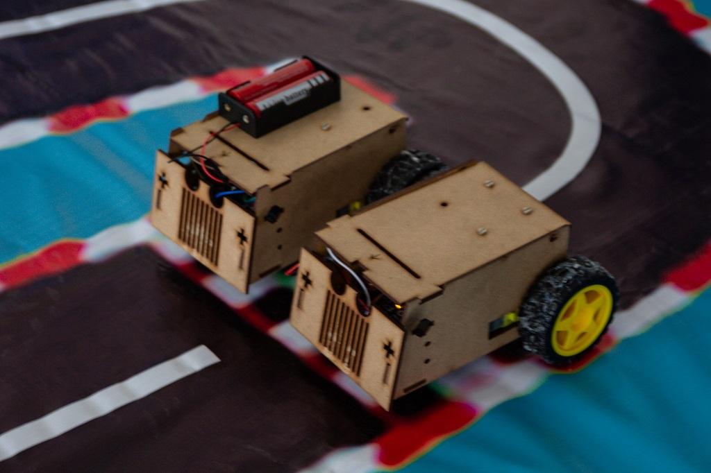 clases de robotica para padres e hijos