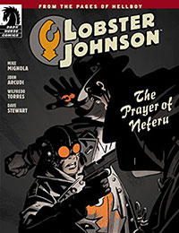 Lobster Johnson: The Prayer of Neferu