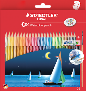 Staedtler Luna Watercoloured C-24