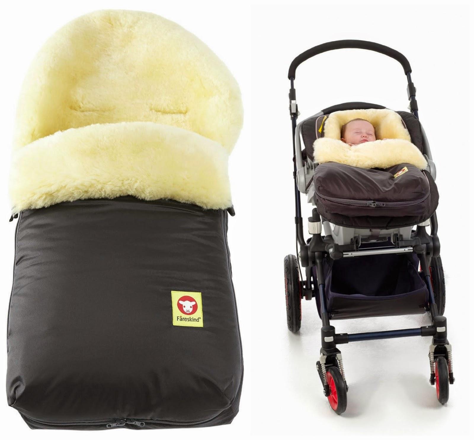 Fareskind Baby Go Cozy Sheepskin Bunting Bag Review