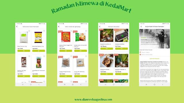 Hampers Ramadan Online