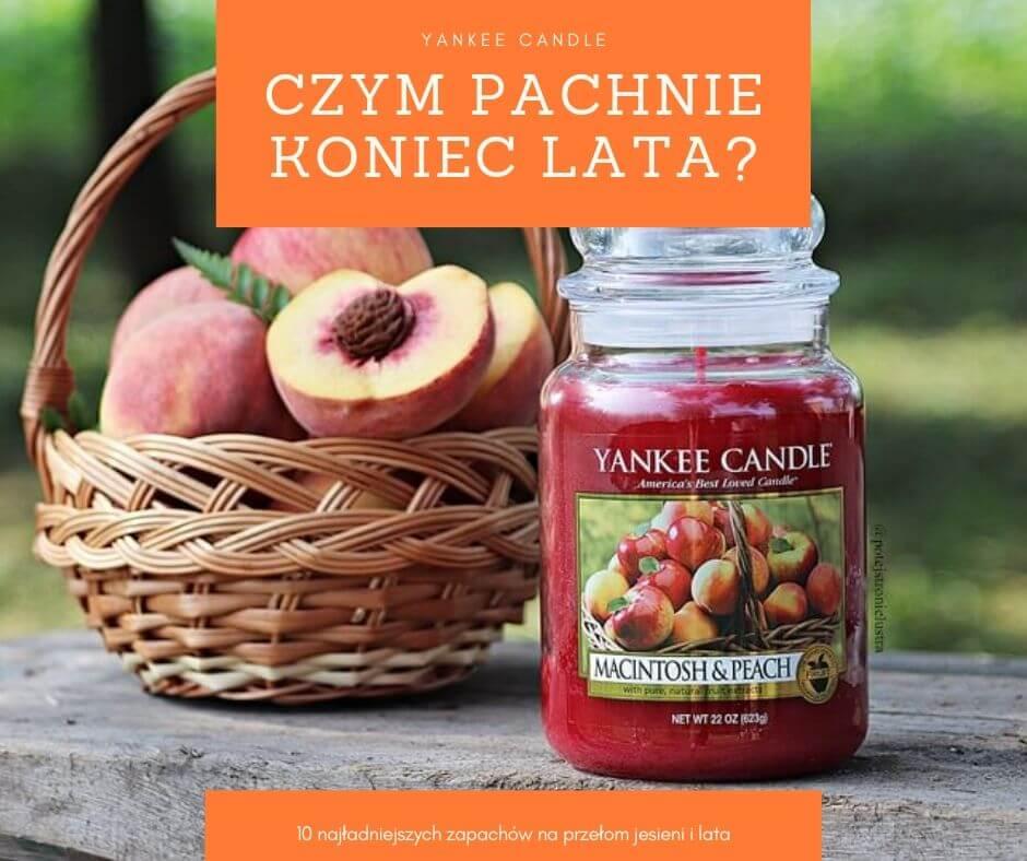 Czym pachnie koniec lata? 10 najładniejszych zapachów Yankee Candle