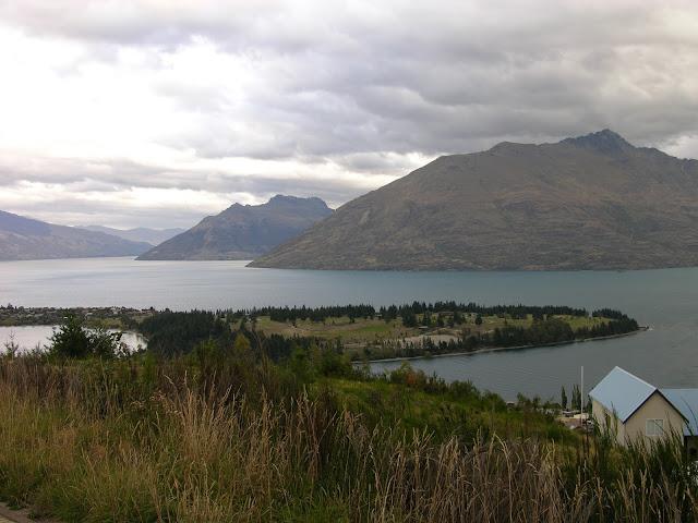 queenstown nova zelandia viagem lugar bonito oceania