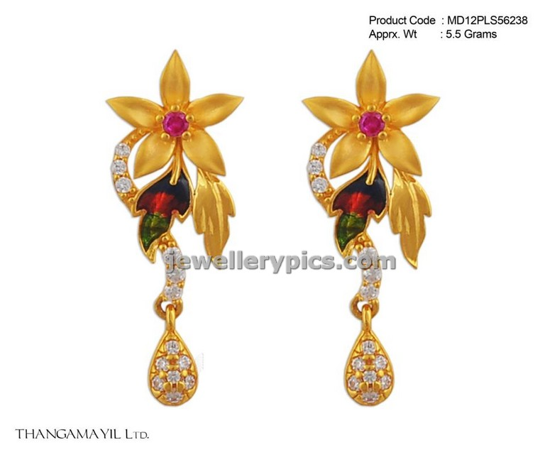 4142102957972 thangamayil jewellery ring designs