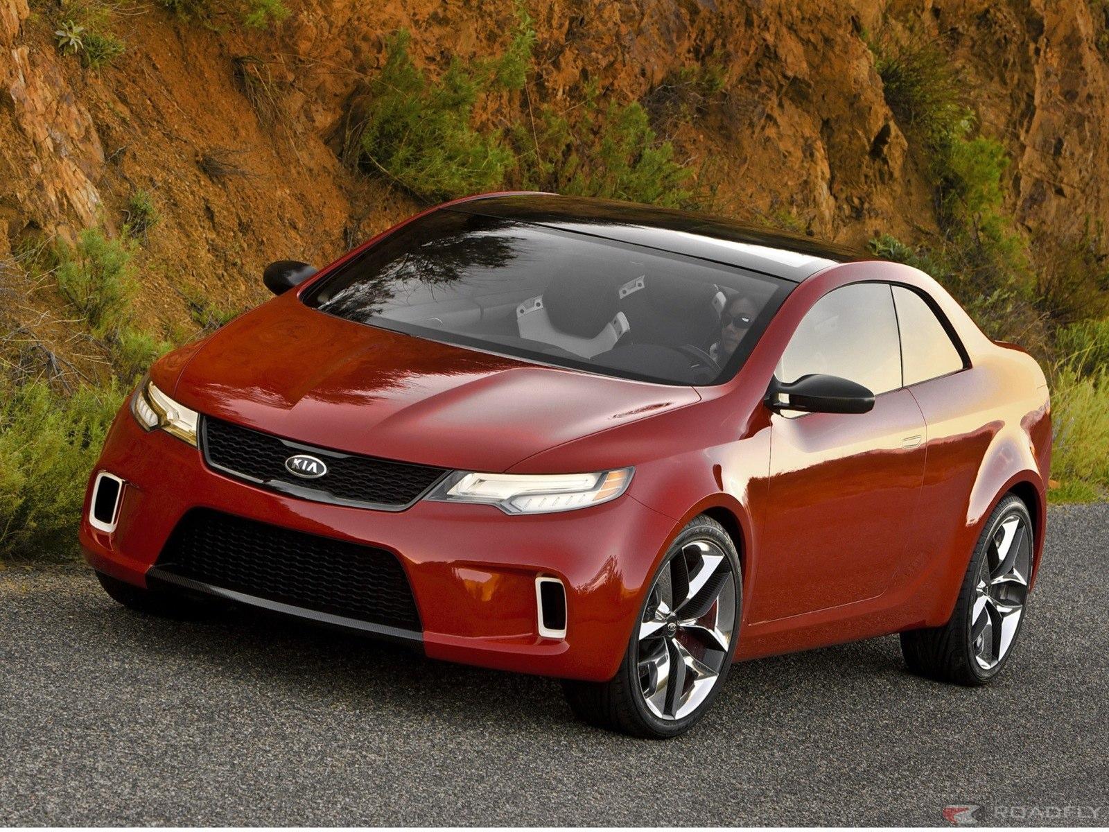 Cool Car Wallpapers: Kia Motors 2013