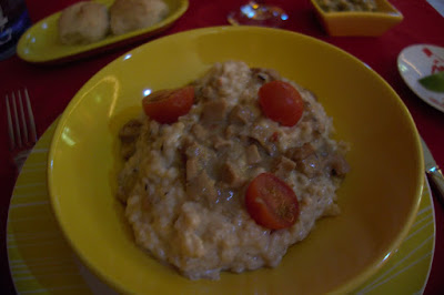Plat restaurant The Yellow à Fort de France, Martinique.