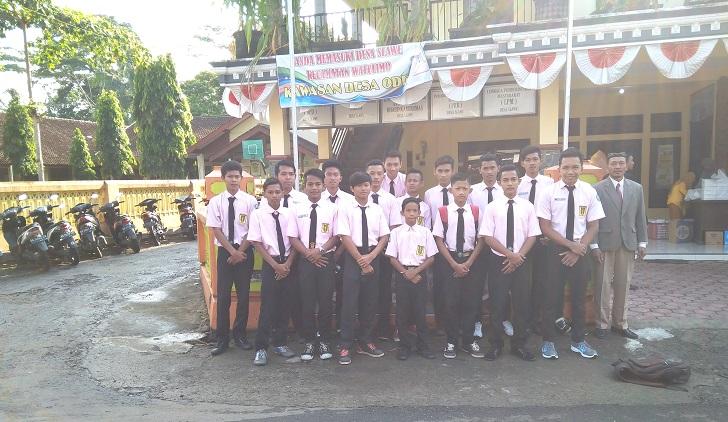 Surat untuk Adik-adik Kelas X dan XI MAM Watulimo