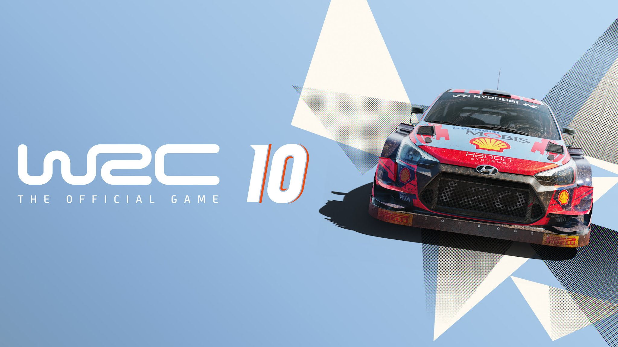 WRC 10 is available now!