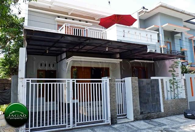 Rumah Sewa jalan Damai dekat UGM