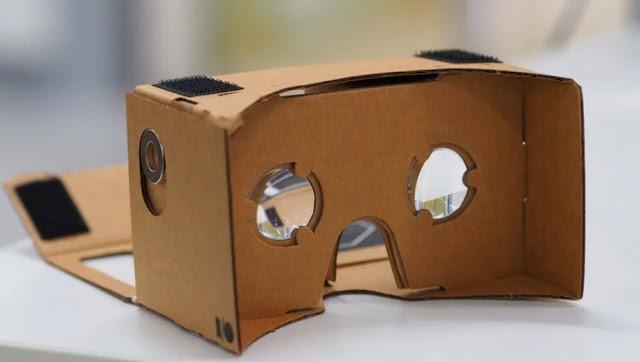واحد آخر ! غوغل تقرر إغلاق نظارات الواقع الإفتراضي Google Cardborad