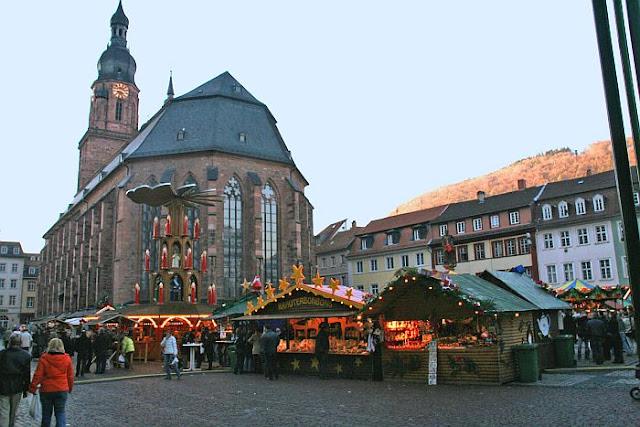 Heidelberg Marktplatz