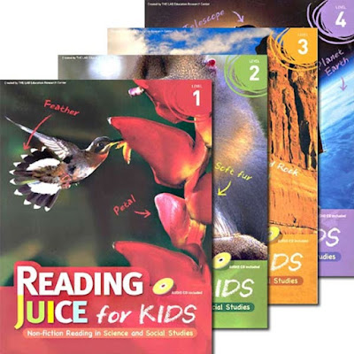 Reading Juice For Kids 1 - 4