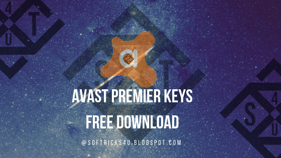 Avast License Keys and How to Activate the Premier Antivirus Offline [UPDATED 2019] - Softricks4u