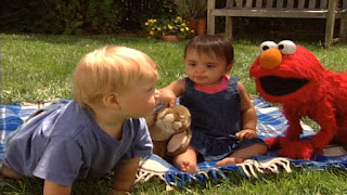 Elmo's world friends hd