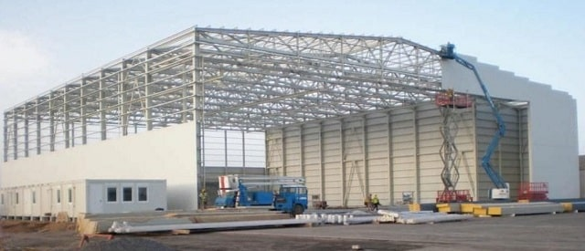 how to choose best building contractor warehouse construction project