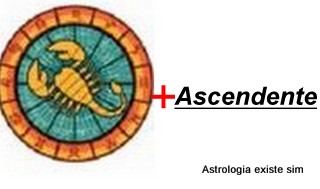 escorpiao com ascendente