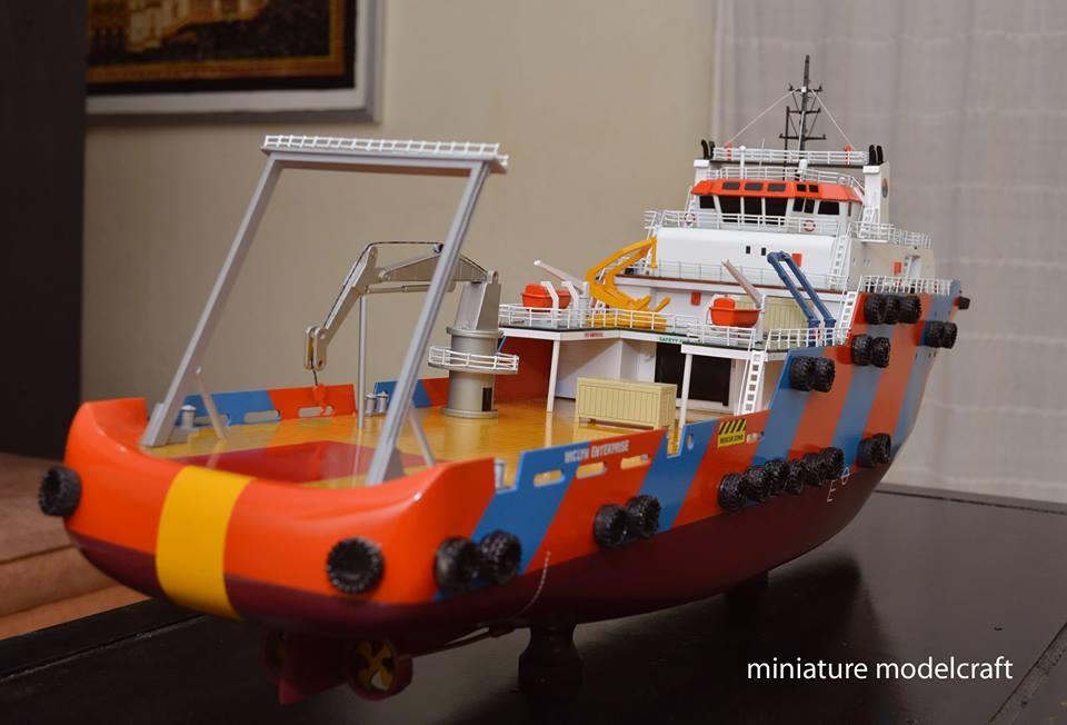 harga miniatur kapal miclyn enterprise meo group singapore terjangkau rumpun artwork planet kapal indonesia