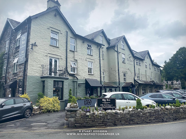 The Inn Grasmere 1769 best lake district hotels rooms pool spa bar food