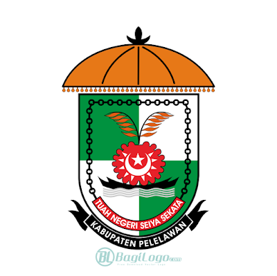 Kabupaten Pelalawan Logo Vector