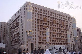 Dar Al Taqwa Hotel in Madinah
