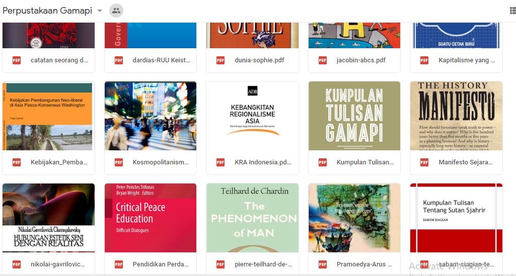 Books for Sharing: Free Download Bahan Bacaan Untuk Semua ...