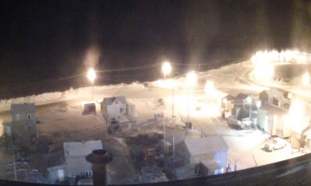 'Polar night' arrives in Utqiagvik, Alaska, bringing 66 days of darkness
