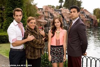 Família Ruizpalácios – Divulgação SBT/Televisa