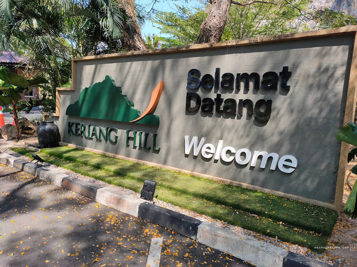 Keriang Hill Resort, Alor Setar, Kedah