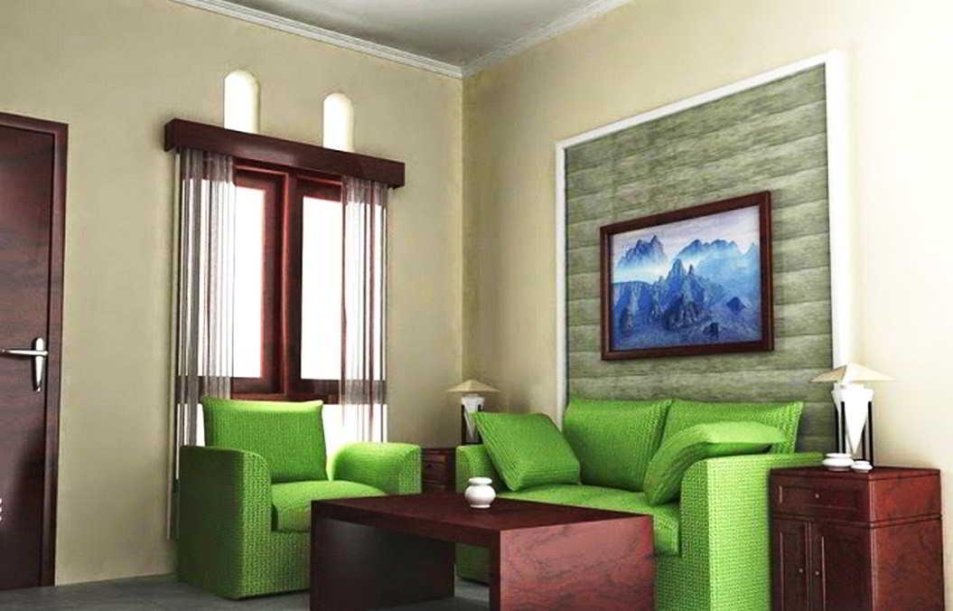 Desain Ruang Tamu Kecil Sederhana Modern