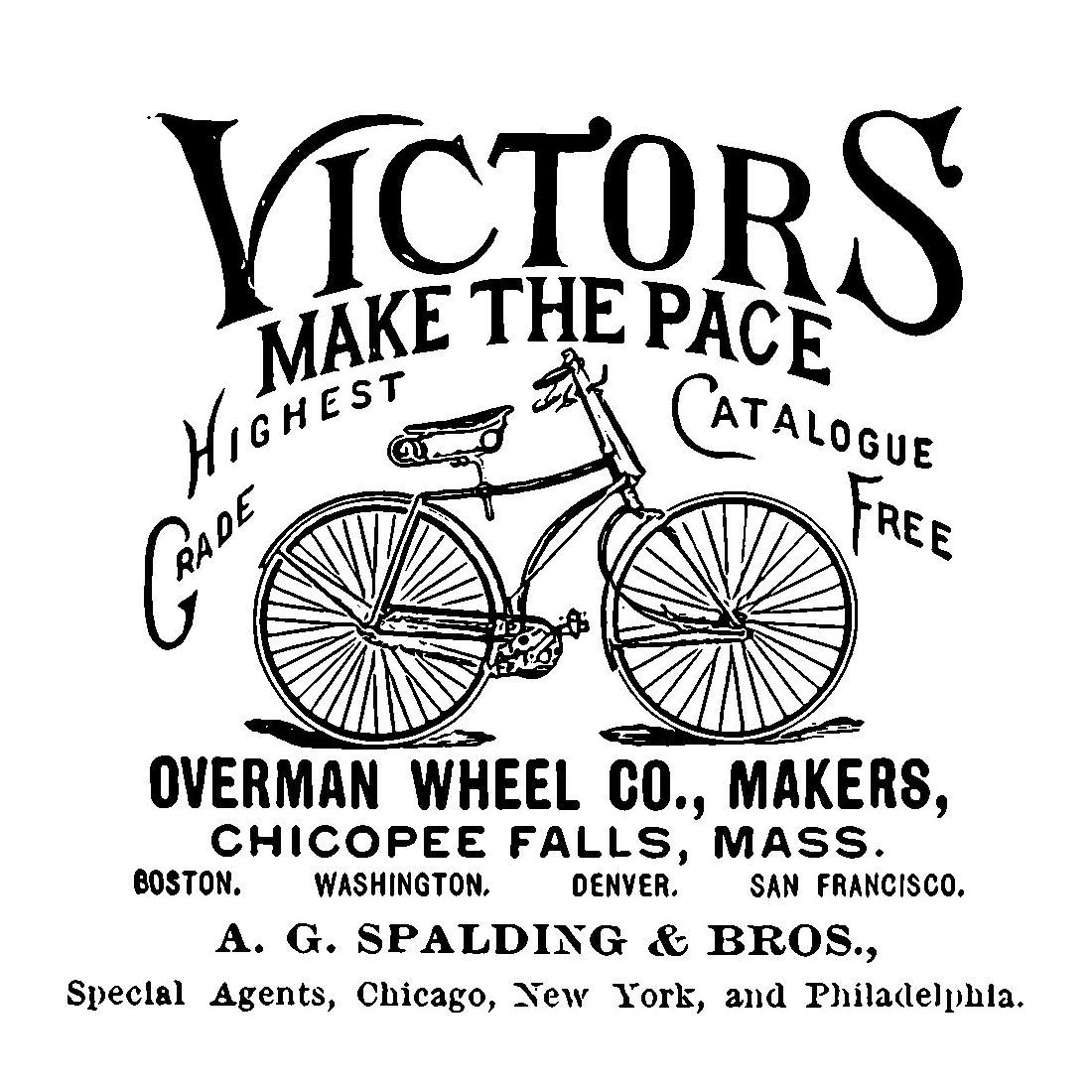 Vintage Tlc: Vintage Bicycle Ad Printable...