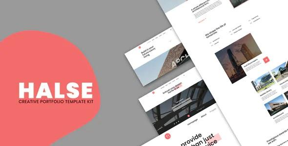 Best Architecture & Interior Design Elementor Template Kit
