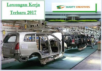 Lowongan Operator Produksi PT.Sugity Creatives Indonesia 2017
