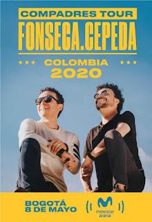 FONSECA y CEPEDA en Bogotá 2020
