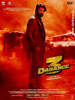 Dabangg 3 First Look Poster 3