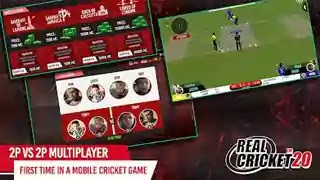 Real Cricket™ 20 Apk Download for Android