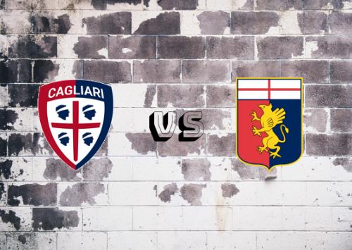 Cagliari vs Génova  Resumen