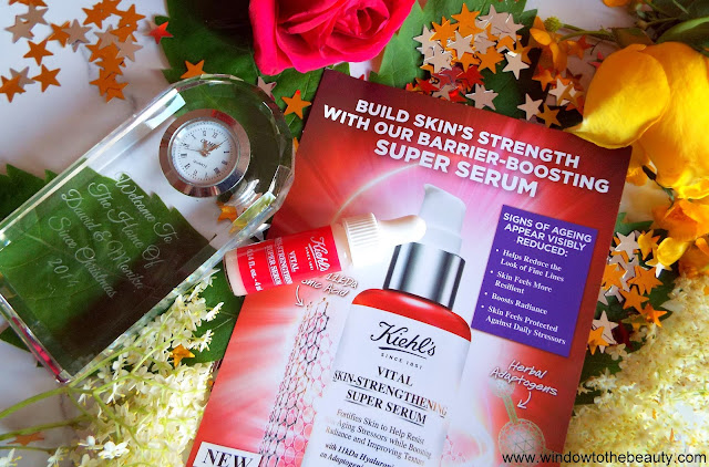 Kiehl's Vital Skin-Strengthening Super Serum review