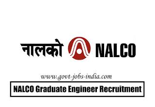 NALCO Graduate Engineer Recruitment 2020