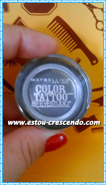 Sombra gel Maybelline color tatoo