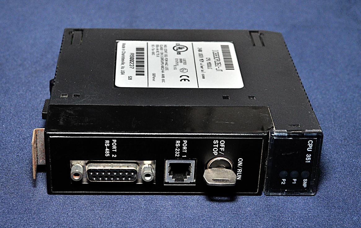 GE FANUC CPU 351 IC693CPU351-JT CPU MODULE | AELIYA MARINE