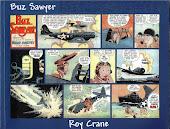 Buz Sawyer D001 - D177 [ Daily Story ] - Roy Crane