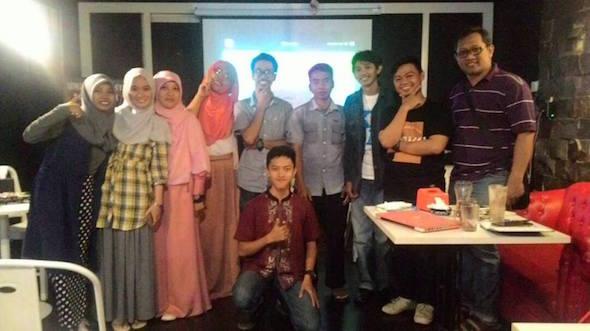 Komunitas Public Speaking Ada di Makassar Yanikmatilah Saja